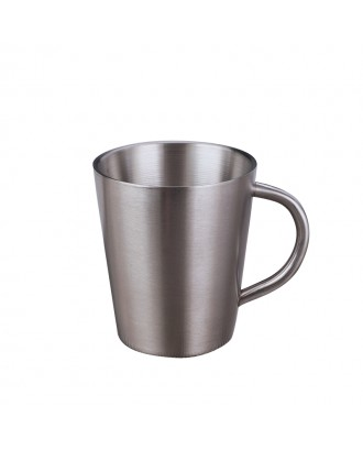 Insulated Double Walled Cup With Handle