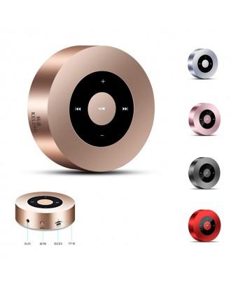 LED Wireless Bluetooth Speaker w/Touch Screen