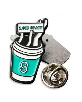Custom Shape Lapel Pins