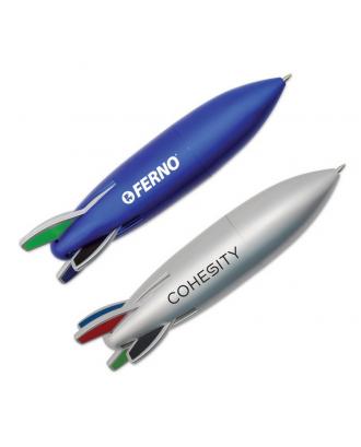 Four Color Rocket Pen
