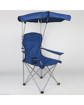 Camp Lounge Chair With Sunshade