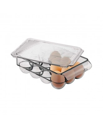 Egg Holder Container Refrigerator