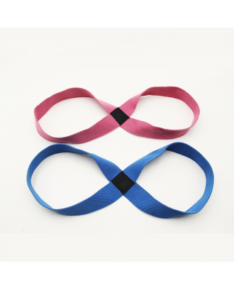 8-Shaped Yoga Stretch Strap Belt