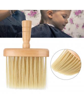 Hairdresser Neck Duster / Salon Hair Cleaning Brush