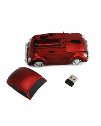 Car Shape Wireless Computer Mouse