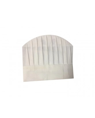 Disposable Non-Woven Chef Hat