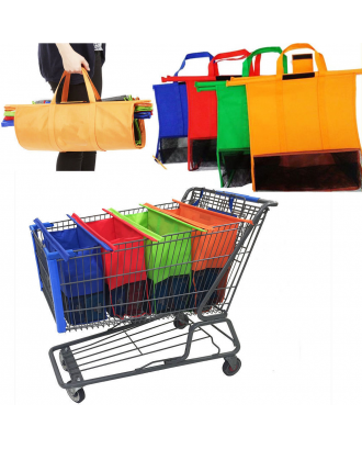 Trolley Shopping Bags Set