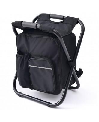 Folding Stool Insulated Cooler Bag