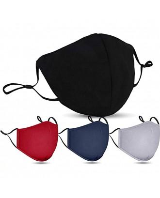 Reusable Cotton Cloth Face Masks