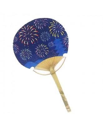 Paper Paddle Hand Fan