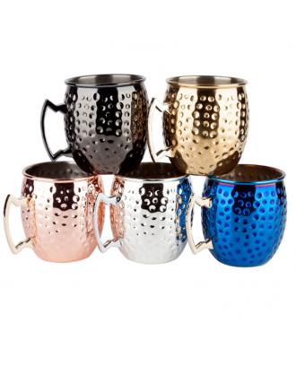 Copper Plating Beer Mug
