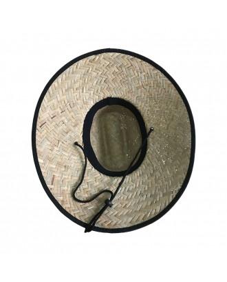 Custom Straw Hat