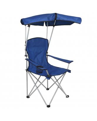 Camp Lounge Chair With Sunshade