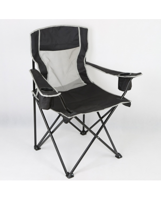 Camping Chair With Mesh Back