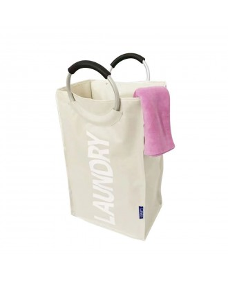 Collapsible Laundry Hamper Bag with Handles