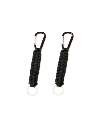Paracord Keychain With Carabiner