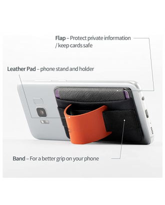 Phone Wallet / Stand