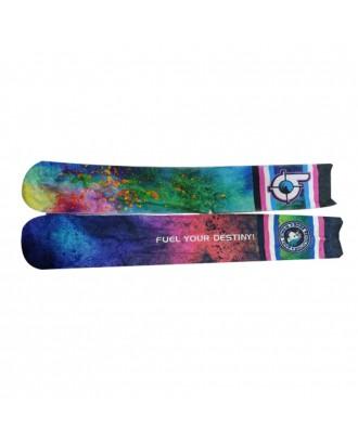 Full Color Dye Sublimation Socks