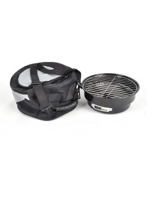 Cooler Bag With Portable Mini BBQ Grill