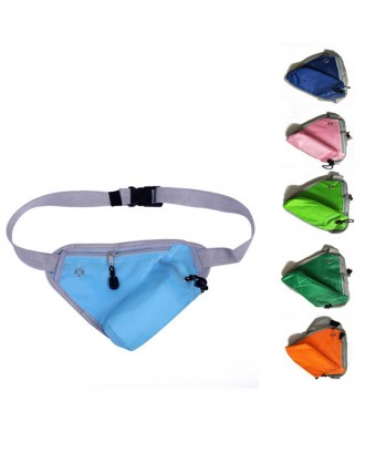 Adjustable Triangle Running Water Bag / Fanny Pack